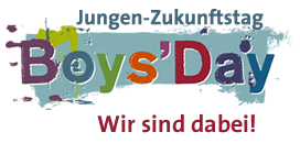 Logo: Boys'Day